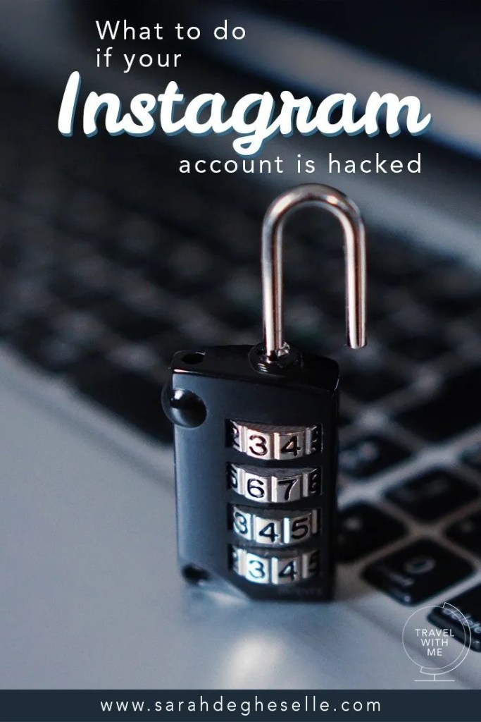 What to do when your instagram account is hacked?
