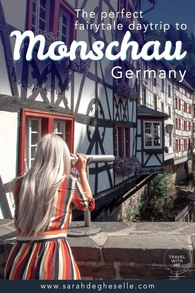 The perfect fairytale day trip to Monschau | Germany