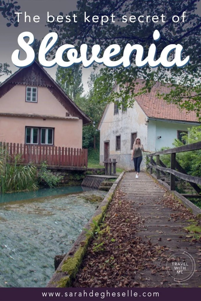 The best kept secret of Slovenia | Bela Krajina