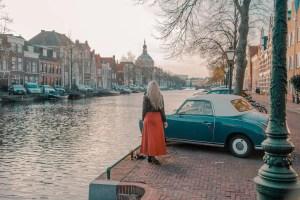 3 daagse citytrip in Leiden Nederland