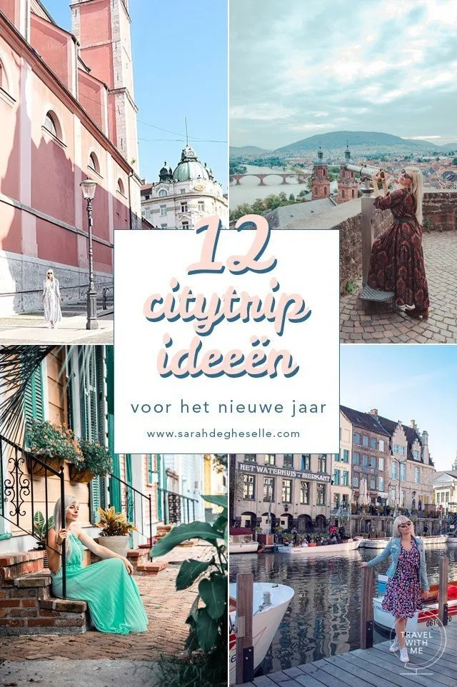 12 citytrip ideeën voor het nieuwe jaar