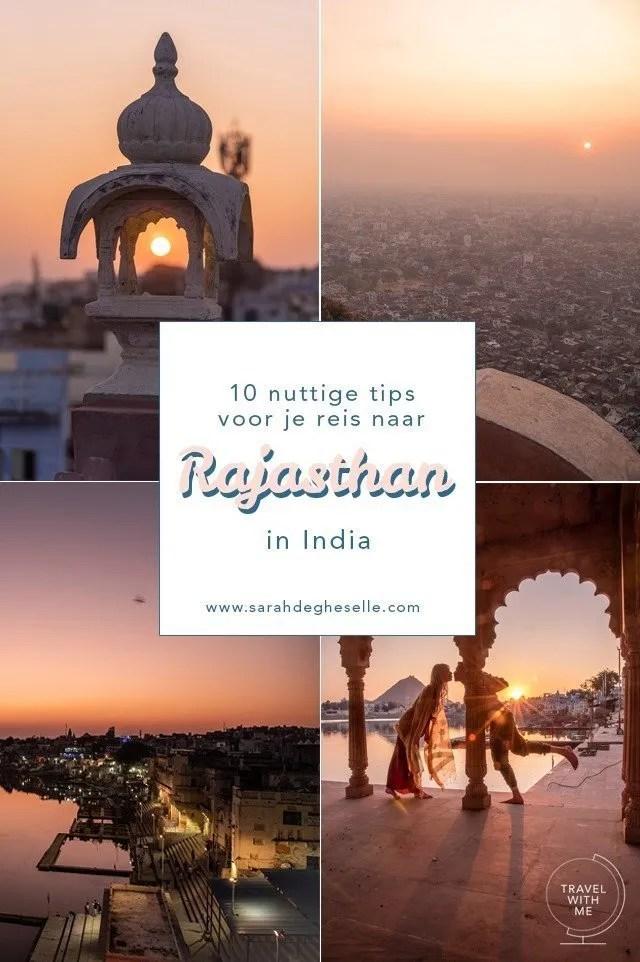 10 nuttige tips voor je reis naar Rajasthan in India