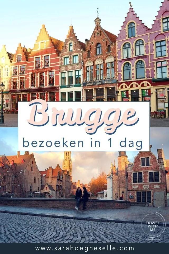 Brugge bezoeken in 1 dag