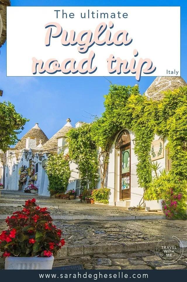 The ultimate Puglia road trip