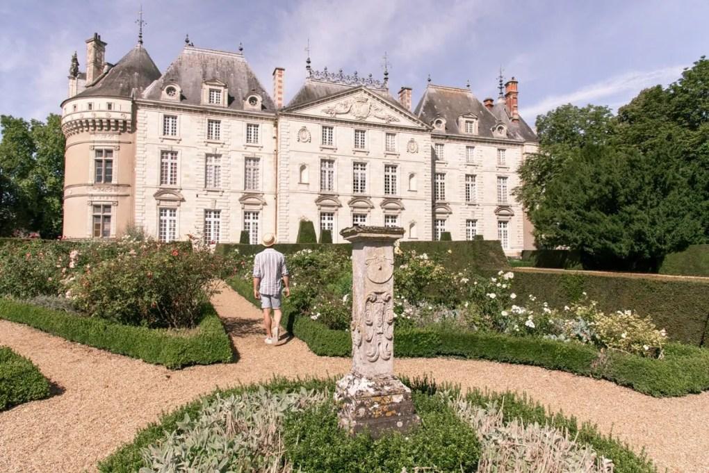 Château du Lude, Vallée du Loir