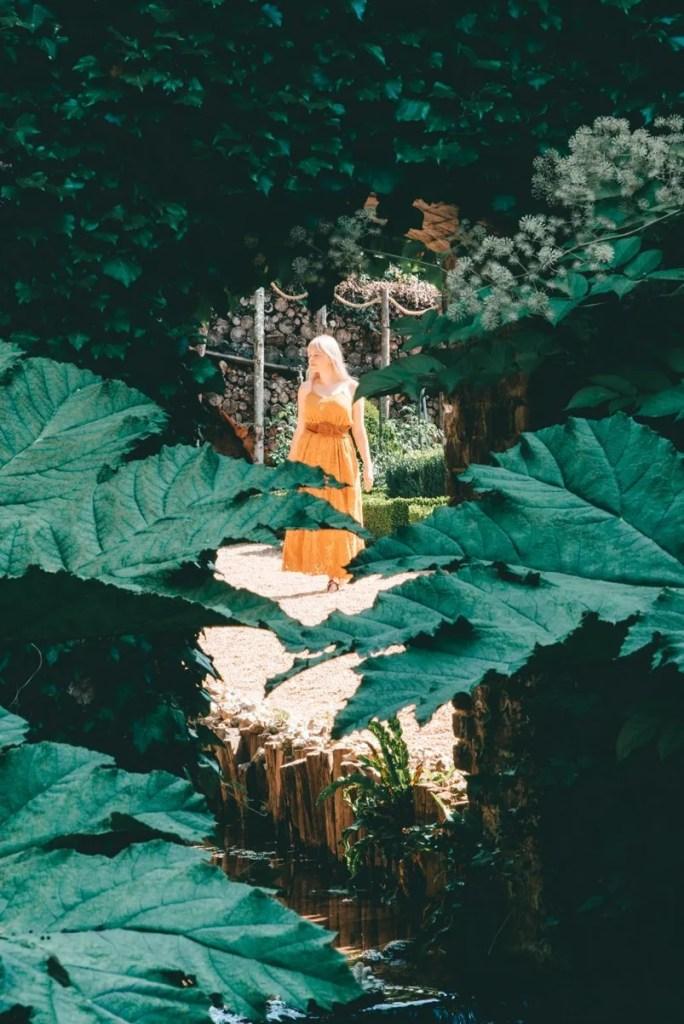 jardin du Prieuré de Vauboin, Vallée du Loir