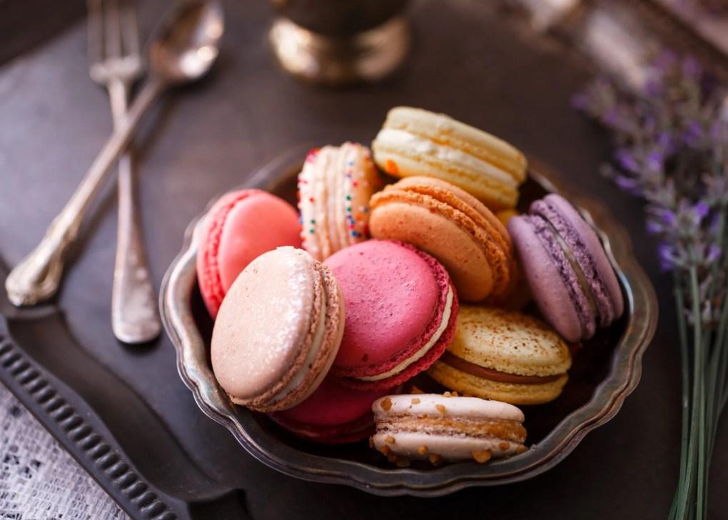 Macarons Paris