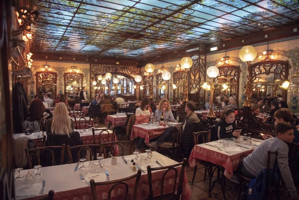 Bouillon Chartier Paris