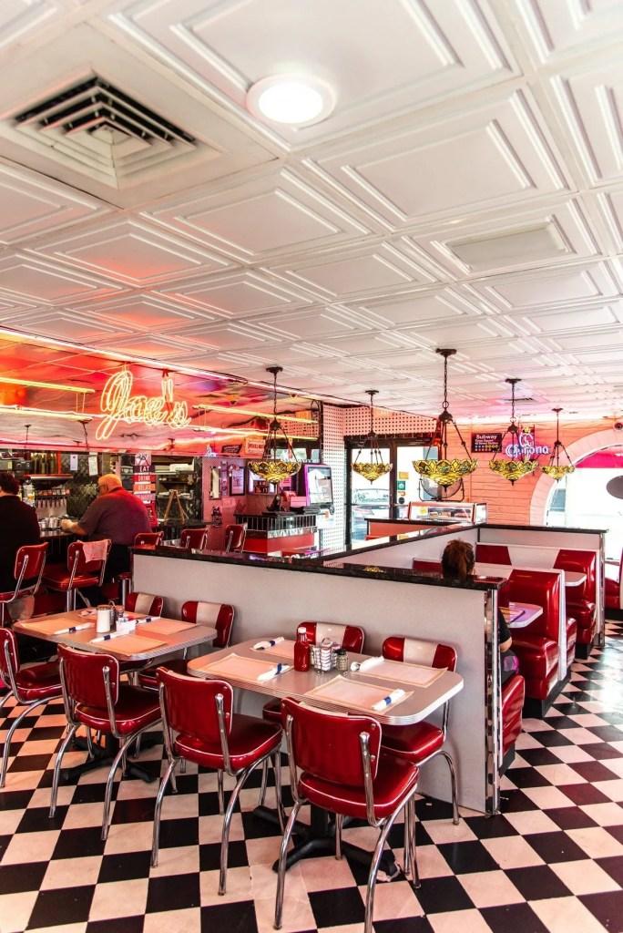 Joes New York Diner Tampa