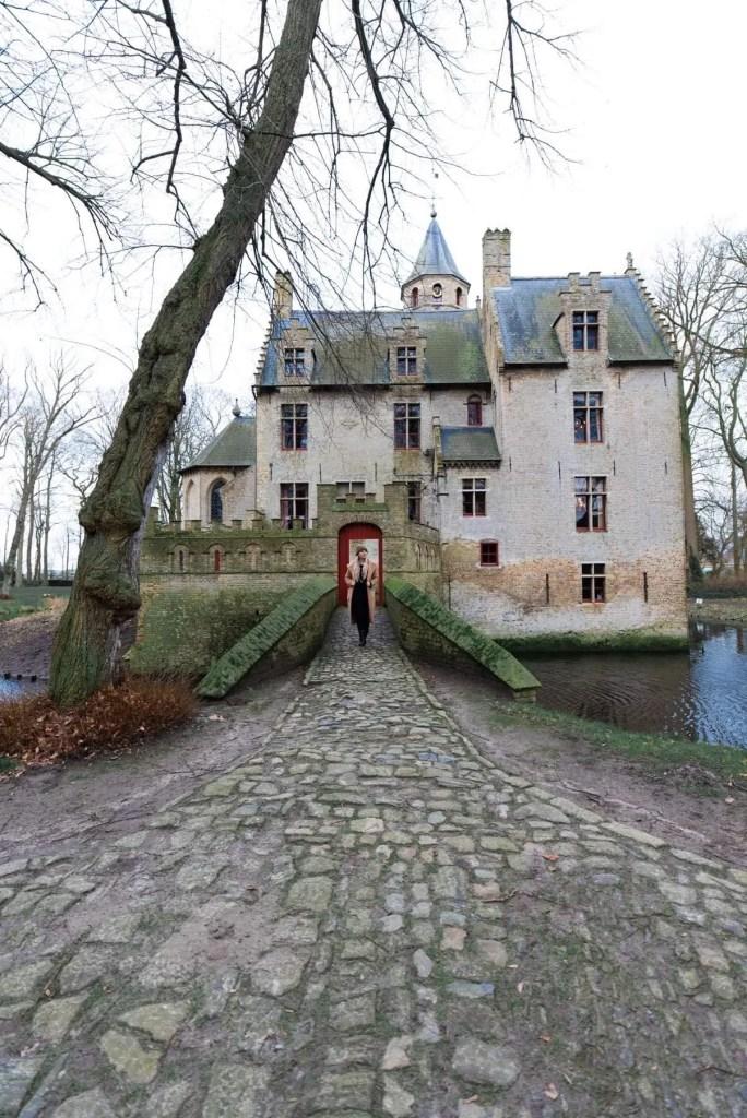 Kasteel Beauvoorde Veurne
