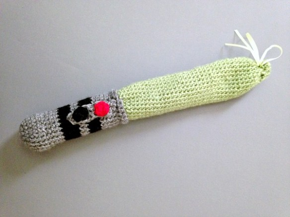 Crochet Light Saber Free Pattern