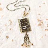 Believe in Magic Necklace