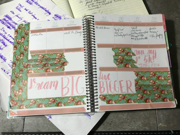 My Life in Lists: Planner Page 3