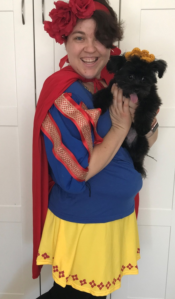 Snow White and the Evil Queen DIY Costumes