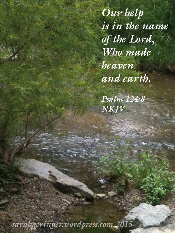 psalm 124.8