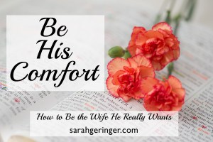 You can serve your husband as a special comfort. #marriage #valentine