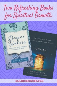 Two Refreshing Books for Spiritual Growth