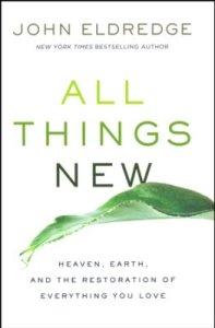 Best Book of 2017, hands down. #allthingsnew #christian #heaven