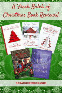 5 Christmas Books reviewed for you!
