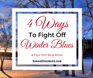 Practical ways to overcome winter blues. #winter #depression