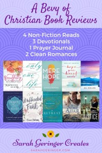 A Bevy of Christian Book Reviews