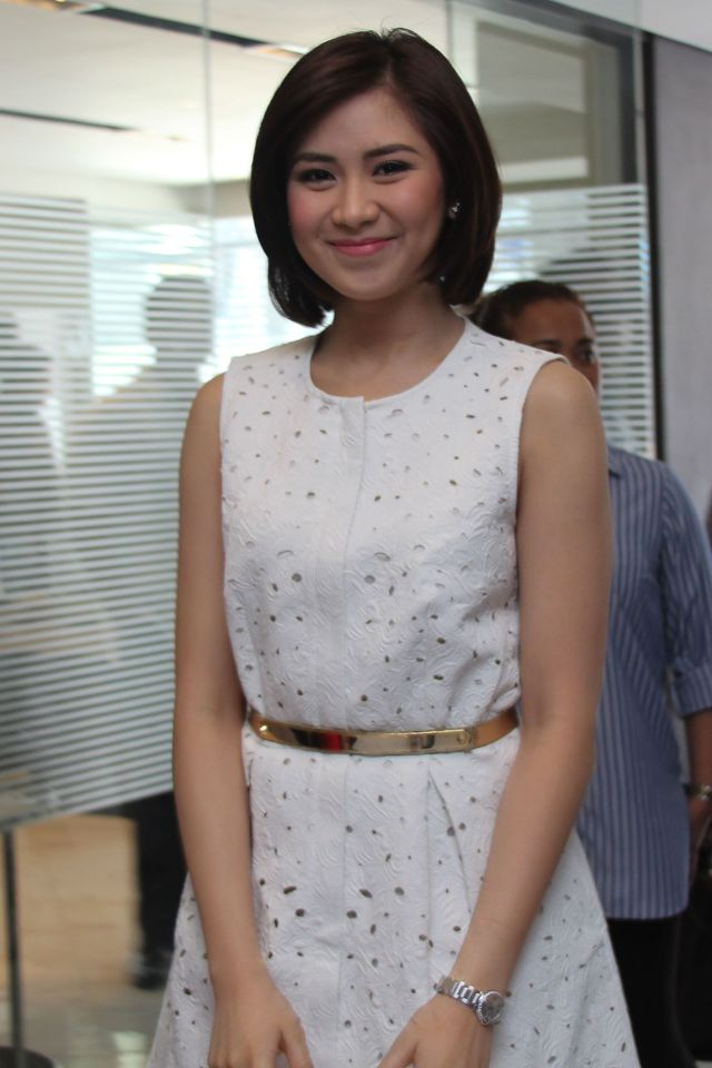 sarah geronimo look: your favorite celebrities with their