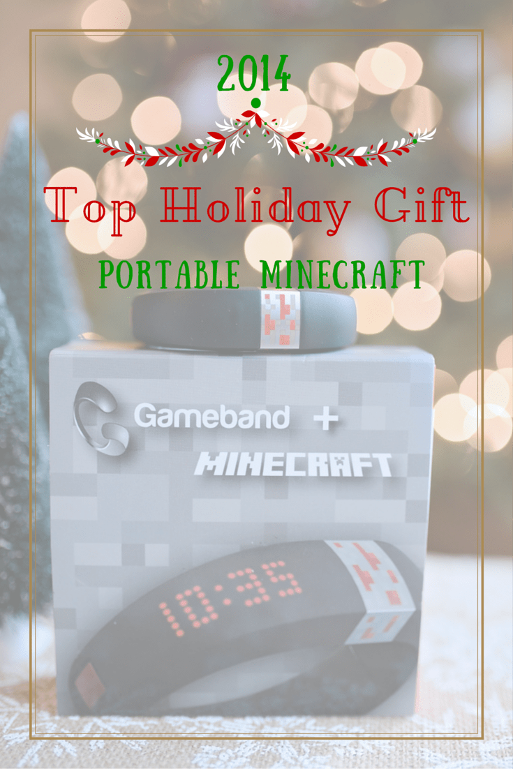 Portable Minecraft | Top Holiday Gift #GameOnTheGo #CollectiveBias #ad