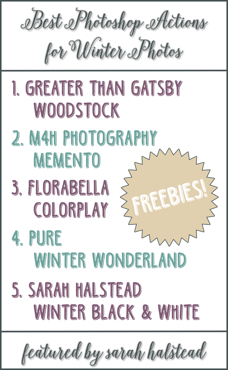 best freebies for photographers email