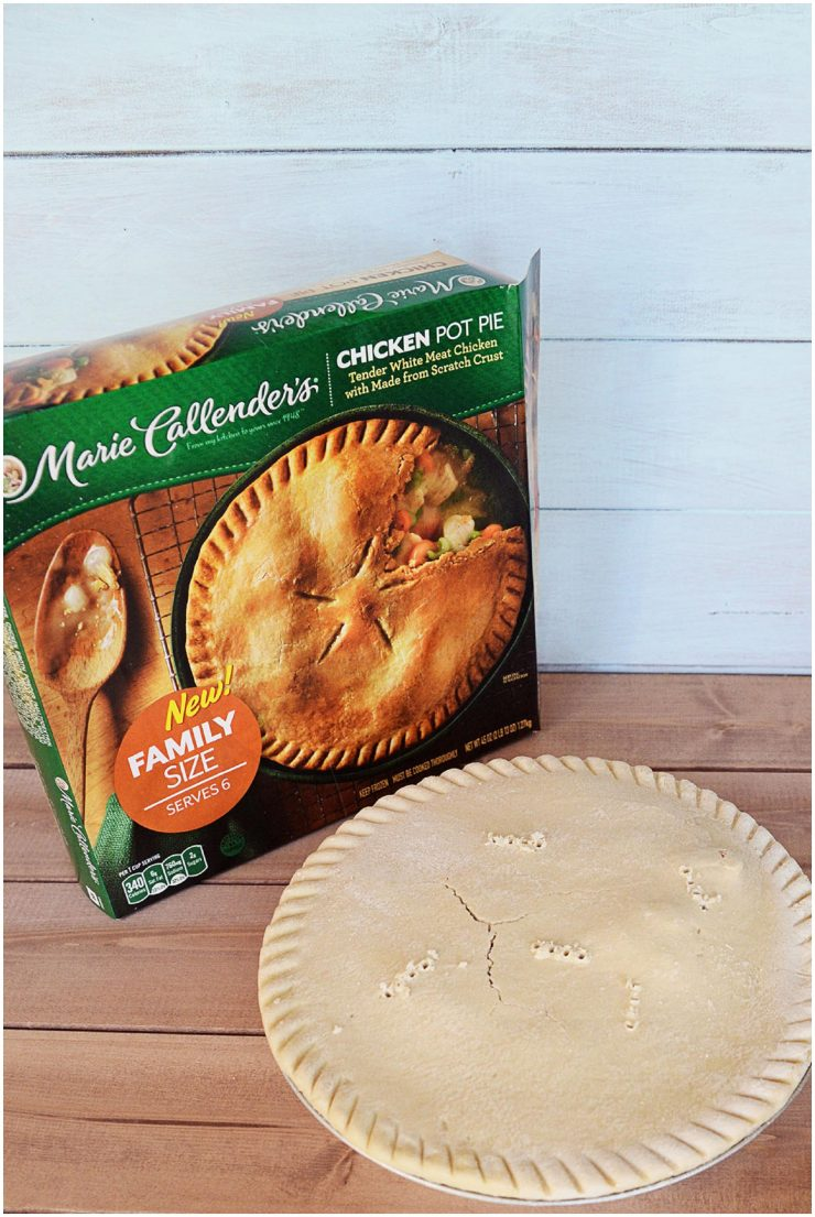 Marie Callender's Pot Pies | #ad #WarmthInACrust #CollectiveBias