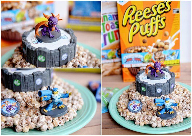 Reese's Puffs Marshmallow Treats