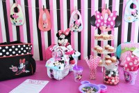 Minnie Mouse Baby Shower by Disney Baby | Sarah Halstead