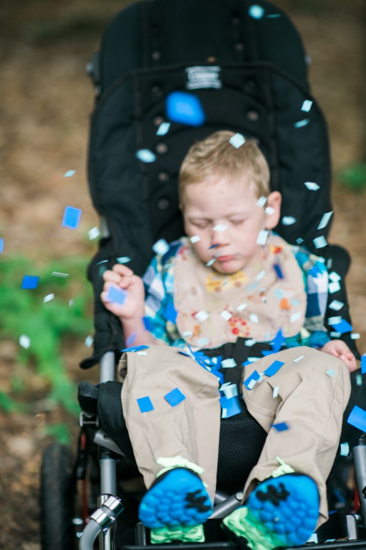 Gender Reveal for Baby Halstead