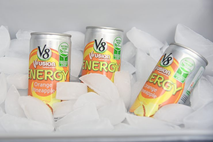 Natural Energy Boost for Your Busy Day | #CollectiveBias #ad #V8EnergyBoost