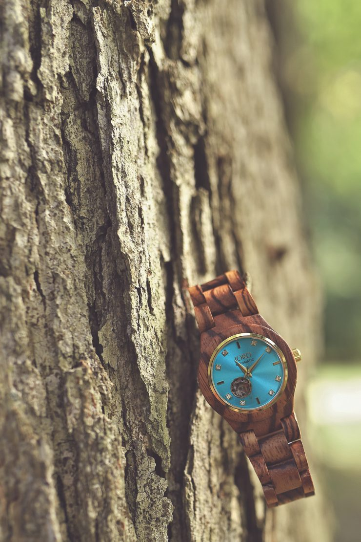 Cora-Wood-Watch