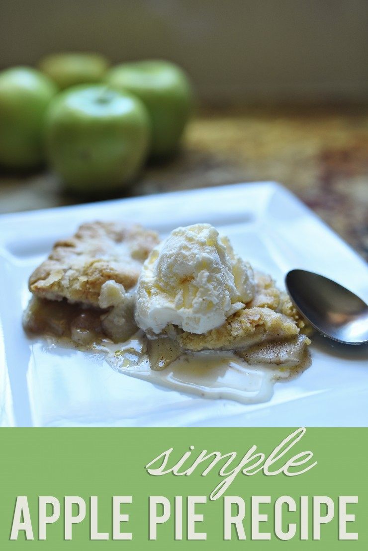 Simple Apple Pie Recipe