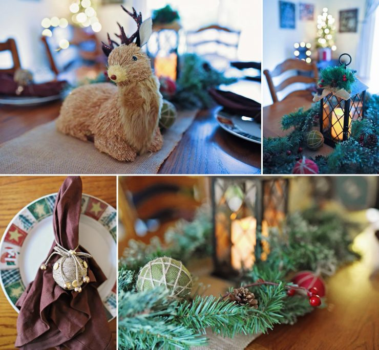 Woodland Christmas Decorations | Sarah Halstead