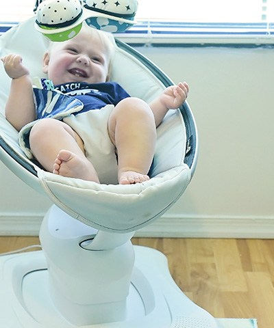 mamaRoo Baby Swing Review