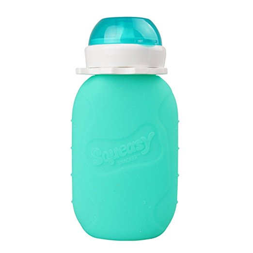 Silicon Food Pouch For Babies