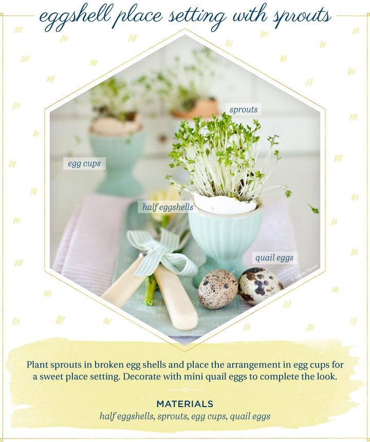 DIY Easter Table Decor Ideas