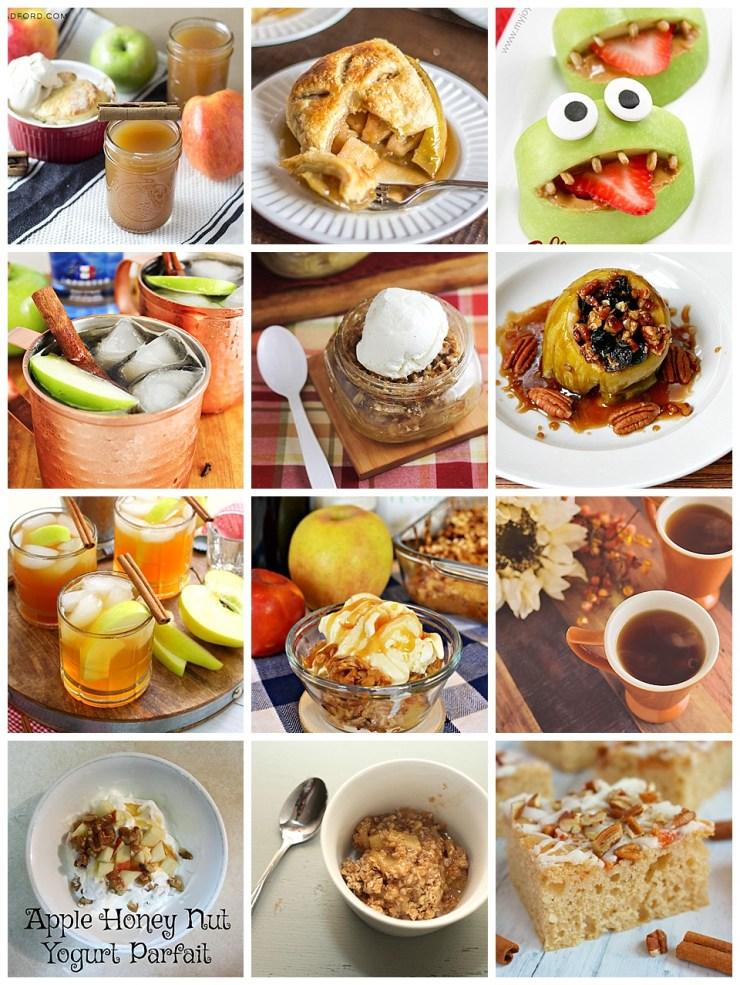 Perfect Fall Apple Recipes