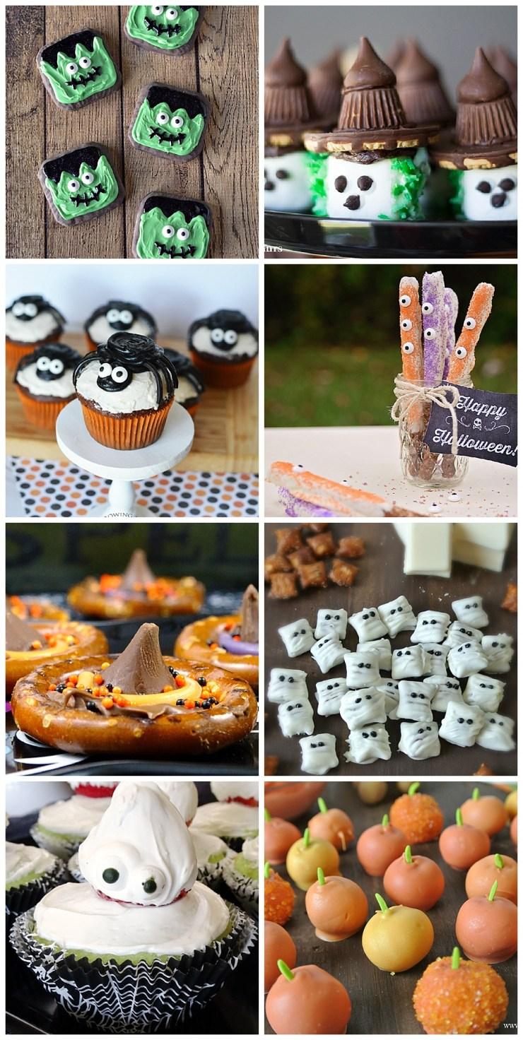 Spooky Halloween Desserts