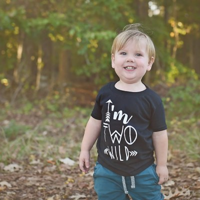 I'm Two Wild | Prestyn Turns Two