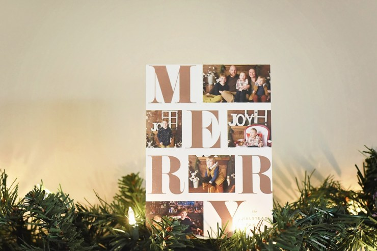 Personalized Christmas Photo Cards