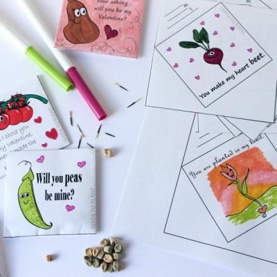 Free Printable Classroom Valentines