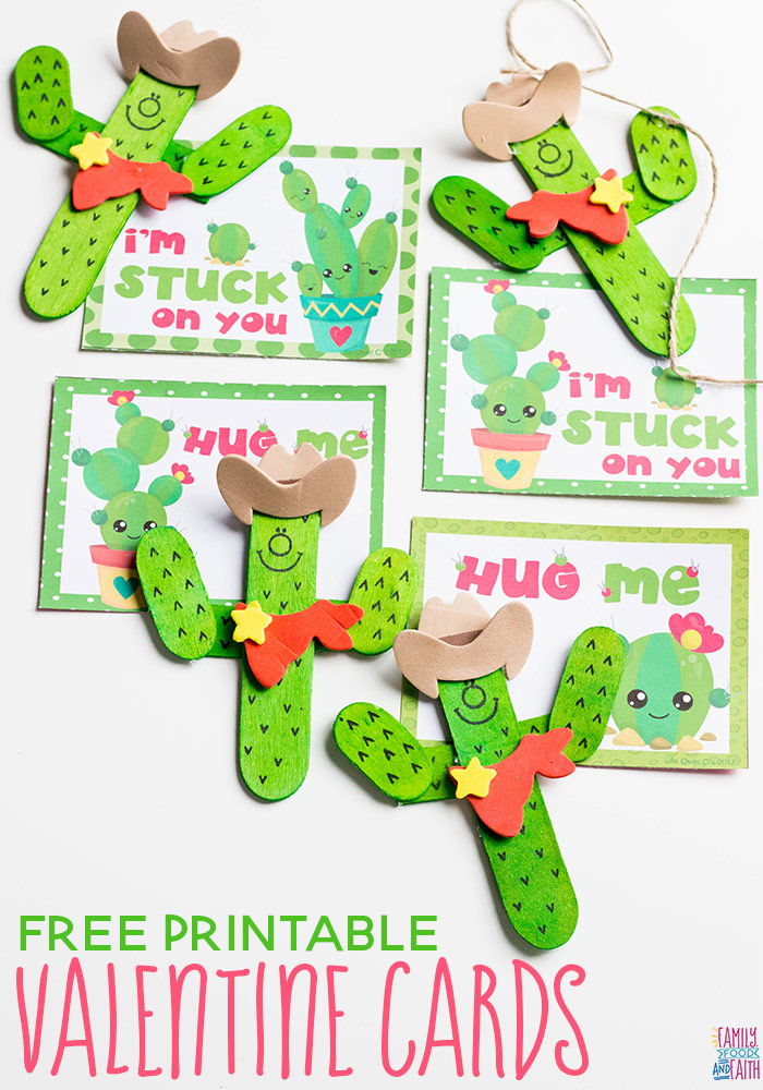 Cactus Valentines by Life over C's