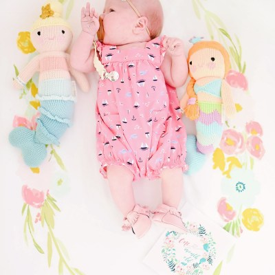 Annelyn Jane | 1 Month Old
