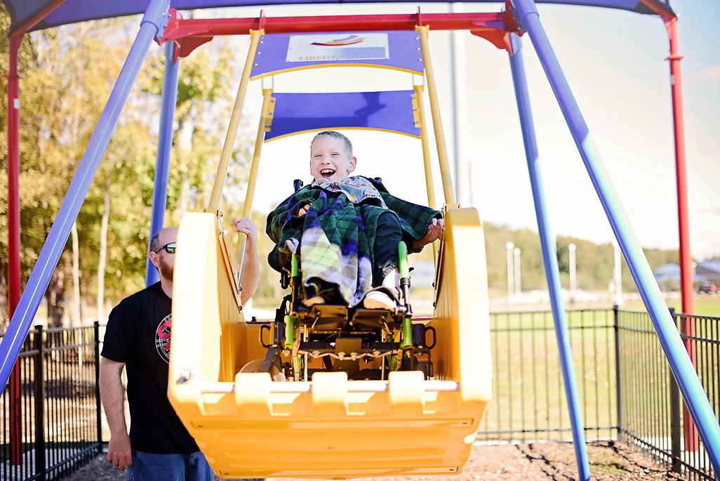 Importance of Inclusive Playgrounds