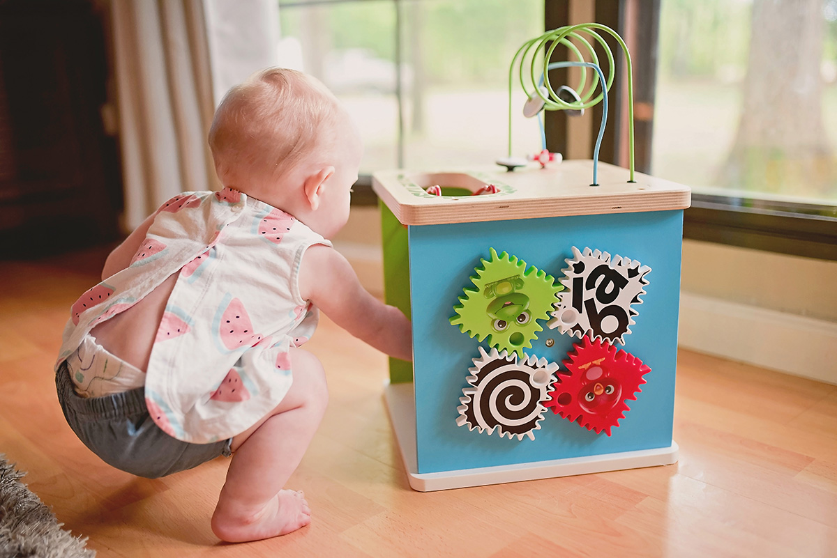 Best Baby Toys For Raising A Curious Baby