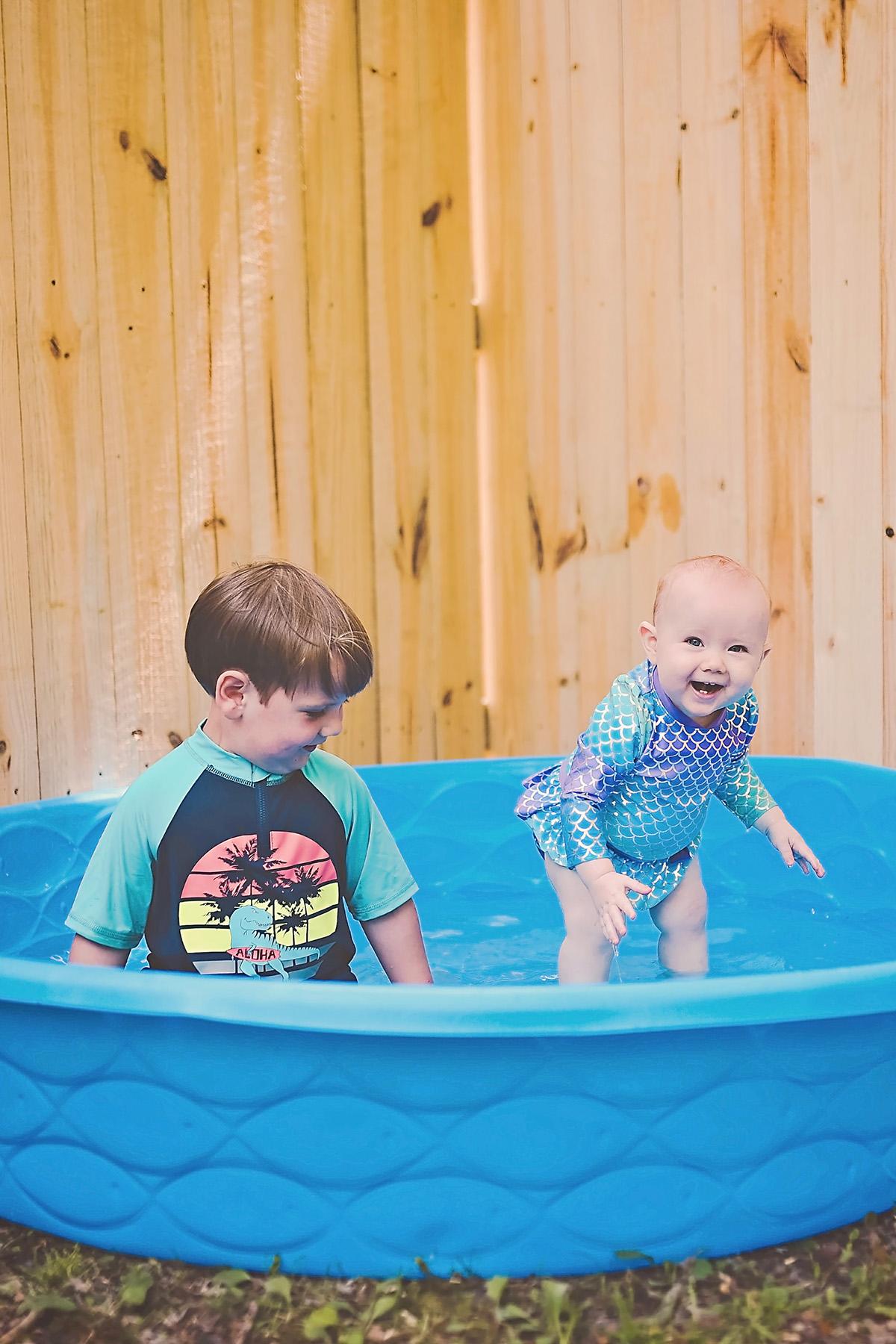 Fun In The Water - Fun Backyard Activities