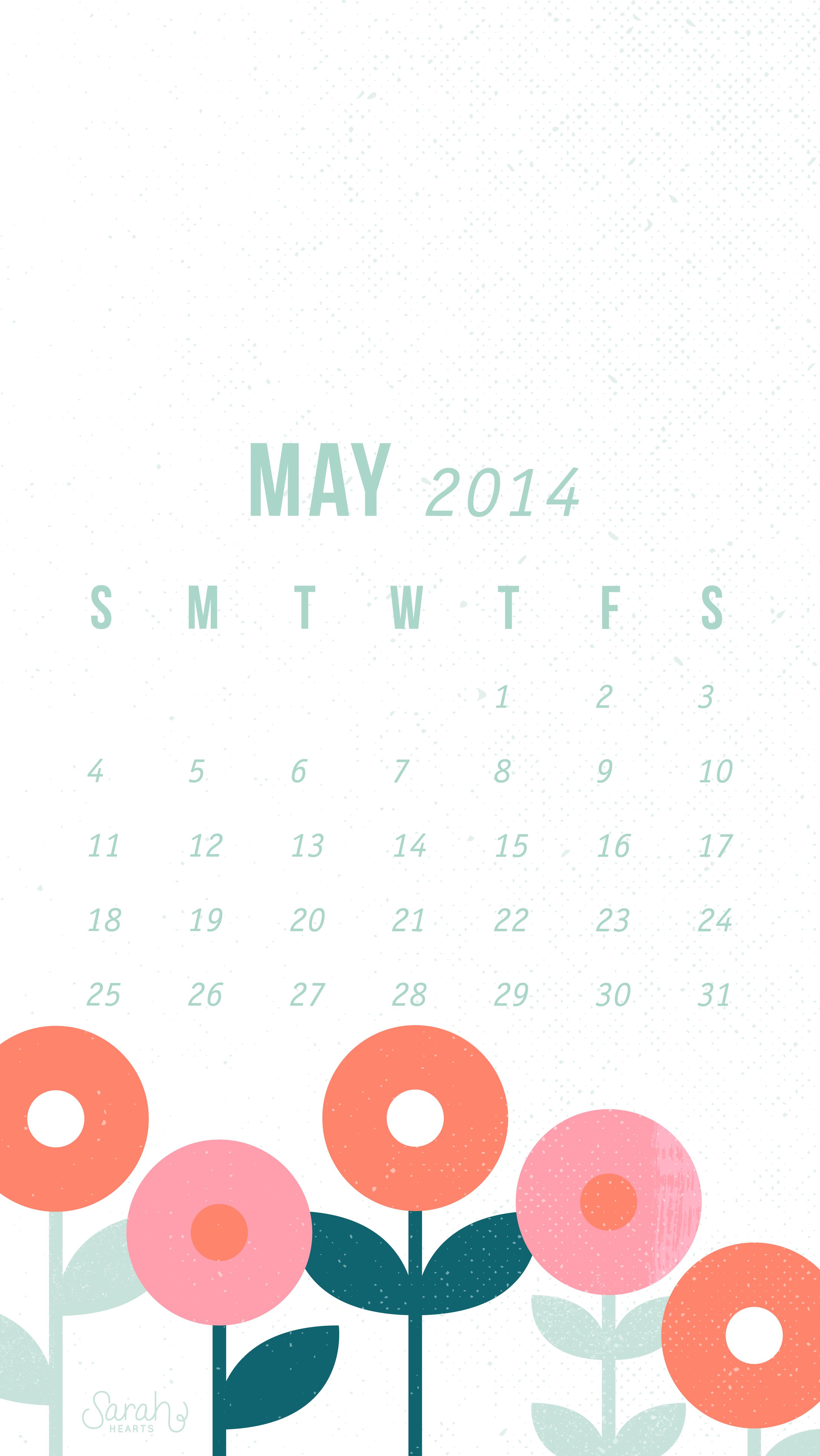 Iphone Wallpaper Cute Couple May 2014 Calendar Wallpapers Sarah Hearts